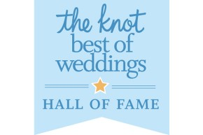 The Knot Best of Weddings – Hall of Fame!