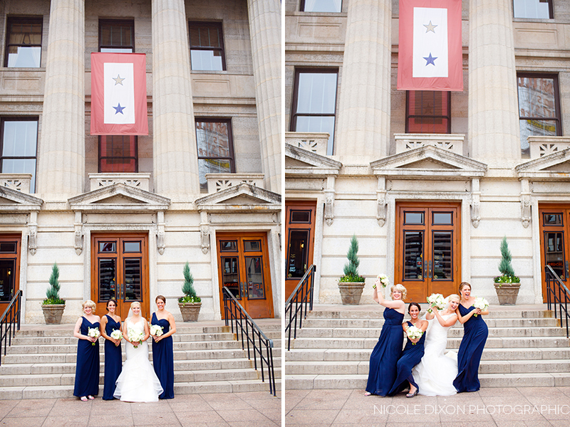 Columbus ohio statehouse wedding