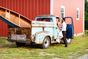 Kate and Ty – Just Married!