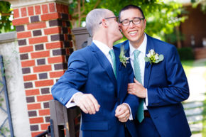 Bob and Darryl – Just Married!