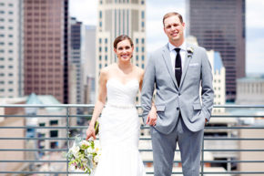 Danielle and Jason – Just Married!  The Westin, Columbus, Ohio