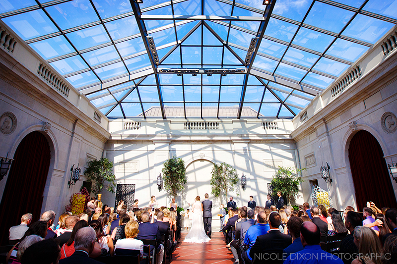 Nicole Dixon Photographic Columbus Museum Art Wedding Kaelin 19