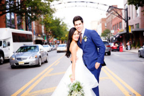 Lily and Zach – Just Married!